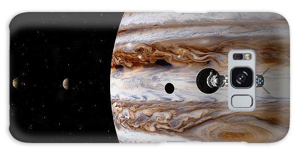 A Sense Of Scale Galaxy Case by David Robinson