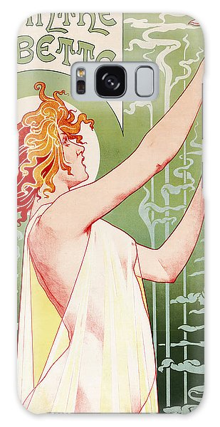 Fairy Galaxy Case - Absinthe Robette by Henri Privat-Livemont