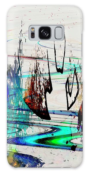 Abstract 1001 Galaxy Case