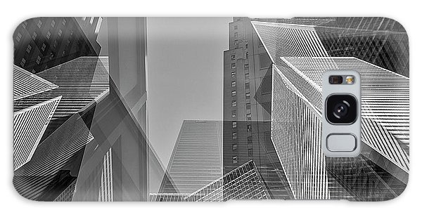 Abstract Architecture - Toronto Financial District Galaxy Case