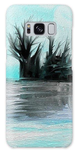 Art Abstract Galaxy Case by Sheila Mcdonald