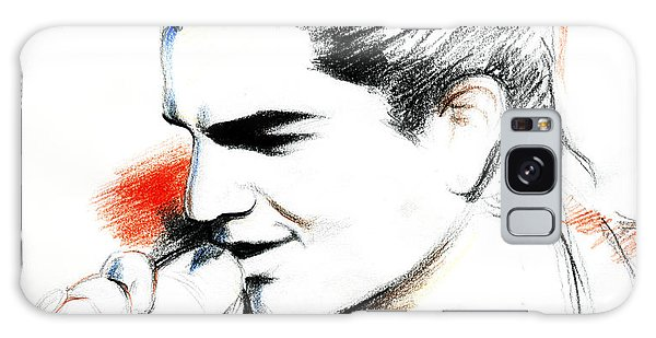 Adam Lambert Galaxy Case