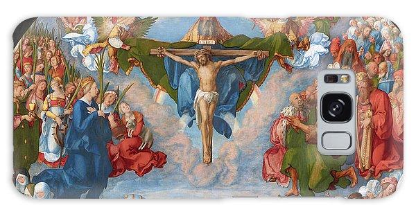 Adoration Of The Trinity  Galaxy Case