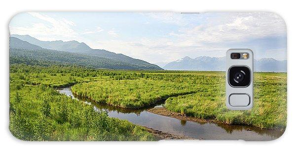 Alaskan Valley Galaxy Case