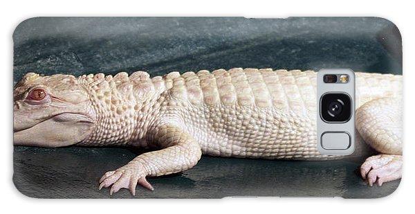 Albino Alligator Galaxy Case