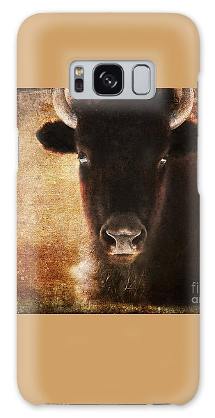 American Bison Galaxy Case