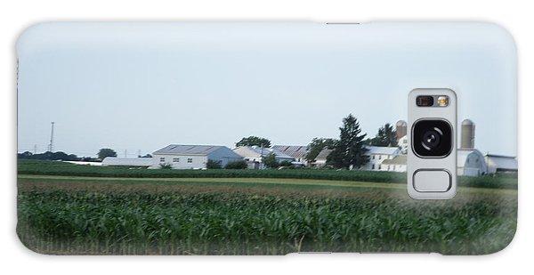 Amish Homestead 9 Galaxy Case