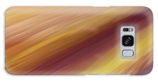Galaxy Case featuring the digital art Andee Design Abstract 76 2017 by Andee Design