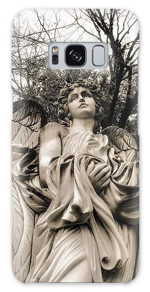 Angel In The Fall Galaxy Case