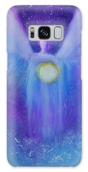 Angel Light Galaxy Case