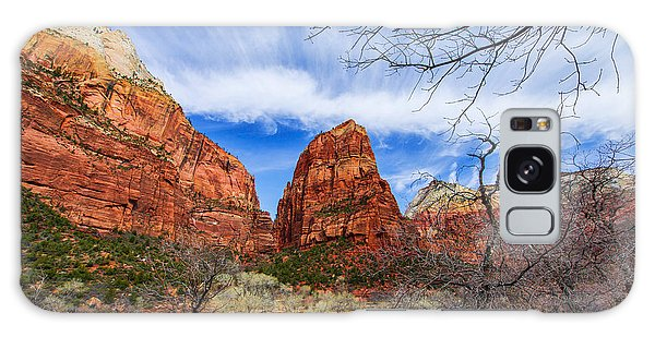 Angels Landing Galaxy Case