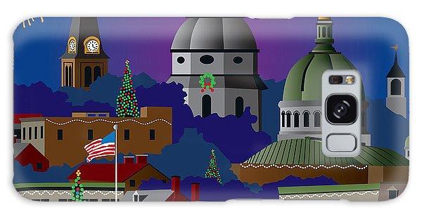 Annapolis Holiday Galaxy Case
