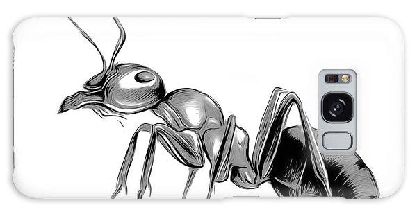 Ant Galaxy Case - Ant by Greg Joens