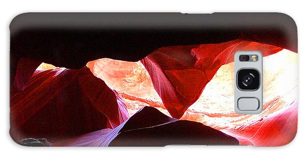 Antelope Slot Canyon - Astounding Range Of Colors Galaxy Case