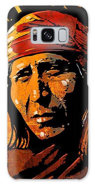Apache Warrior Galaxy Case