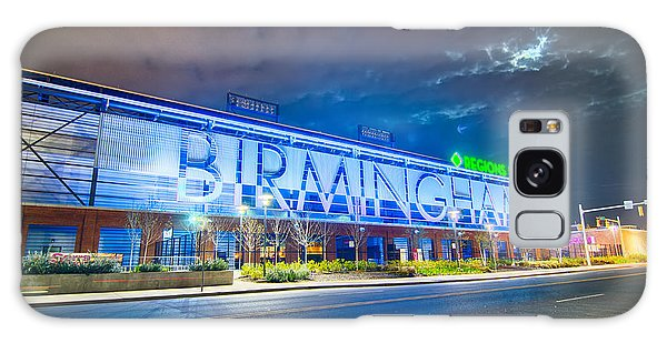 April 2015 - Birmingham Alabama Regions Field Minor League Baseb Galaxy Case