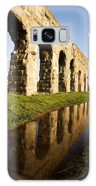 Aqua Claudia Aqueduct Galaxy Case
