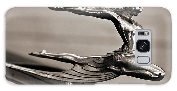 Art Deco Hood Ornament Galaxy Case