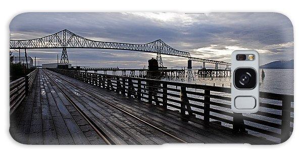 Astoria-megler Bridge 4 Galaxy Case