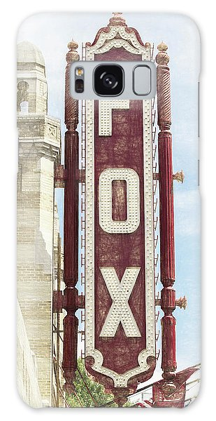 Art Institute Galaxy Case - Atlanta - Fox Theatre Sign #5 by Stephen Stookey