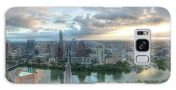 Austin Cityscape Galaxy Case