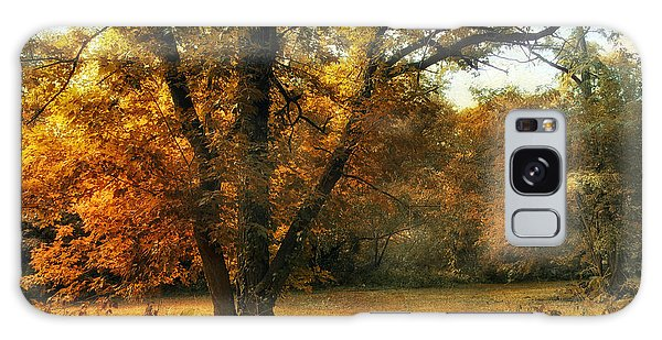 Autumn Arises Galaxy Case