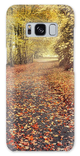Co Galaxy S8 Case - Autumnalia by Evelina Kremsdorf