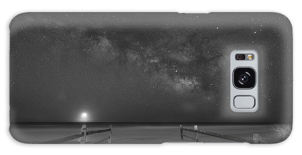 Avalon New Jersey Milky Way Rising  Galaxy Case