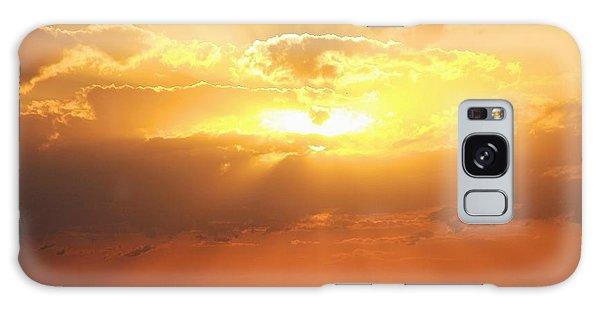 Bahamas Sunset Galaxy Case