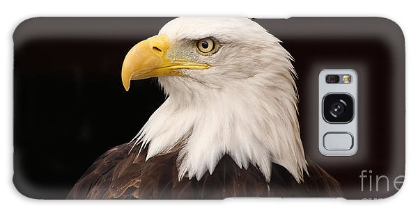 Bald Eagle Galaxy Case by David Warrington