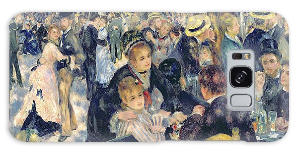 Dance Galaxy Case - Ball At The Moulin De La Galette by Pierre Auguste Renoir
