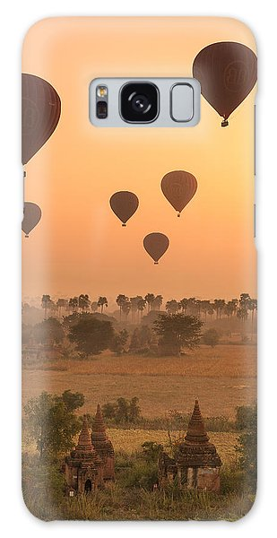 Balloons Sky Galaxy Case
