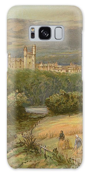 Cairngorms National Park Galaxy Case - Balmoral Castle by English School