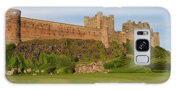 Castle Galaxy Case - Bamburgh Castle by Smart Aviation
