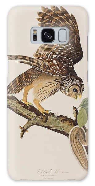 Squirrel Galaxy Case - Barred Owl by John James Audubon