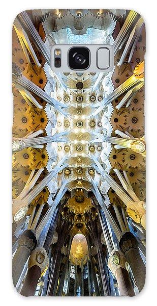 Basilica De La Sagrada Familia Galaxy Case