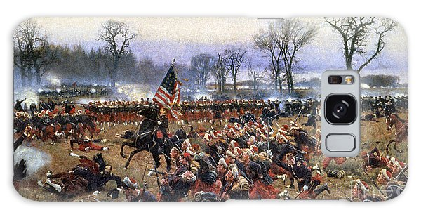 Battle Of Fredericksburg Galaxy Case