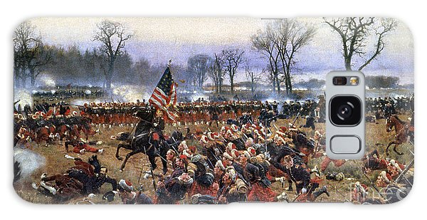 Battle Of Fredericksburg - To License For Professional Use Visit Granger.com Galaxy Case