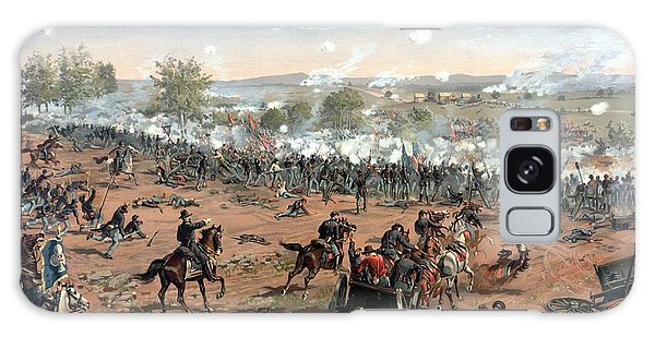 Battle Galaxy Case - Battle Of Gettysburg by War Is Hell Store