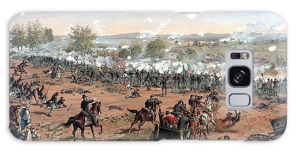 Battle Of Gettysburg Galaxy Case by War Is Hell Store