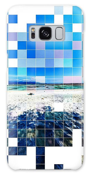 Galaxy Case - Beach by Ngurah Agus