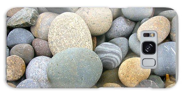 Beach Rocks Galaxy Case