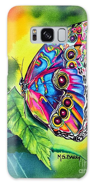 Beatrice Butterfly Galaxy Case