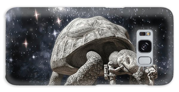 Turtle Galaxy Case - Beautiful Creatures by Betsy Knapp
