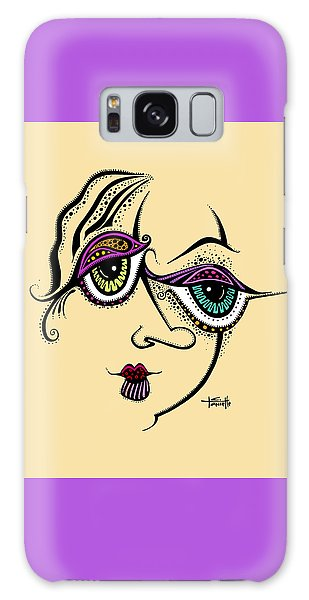 Beauty In Imperfection Galaxy Case by Tanielle Childers