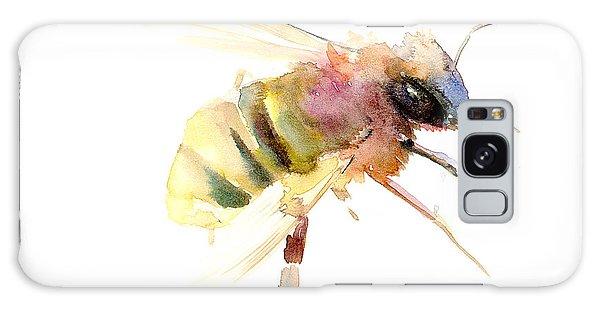 Bee Galaxy Case by Suren Nersisyan