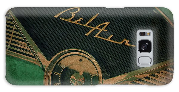 Galaxy Case featuring the photograph Belair Dashboard by Joel Witmeyer