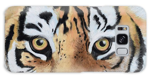 Bengal Eyes Galaxy Case