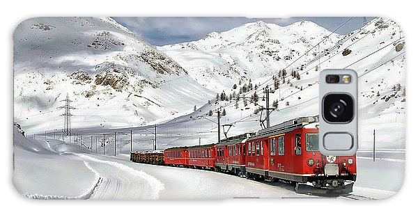 Bernina Winter Express Galaxy Case
