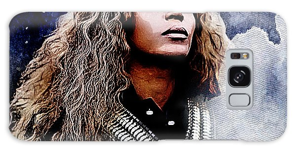 Jay Z Galaxy Case - Beyonce  by The DigArtisT